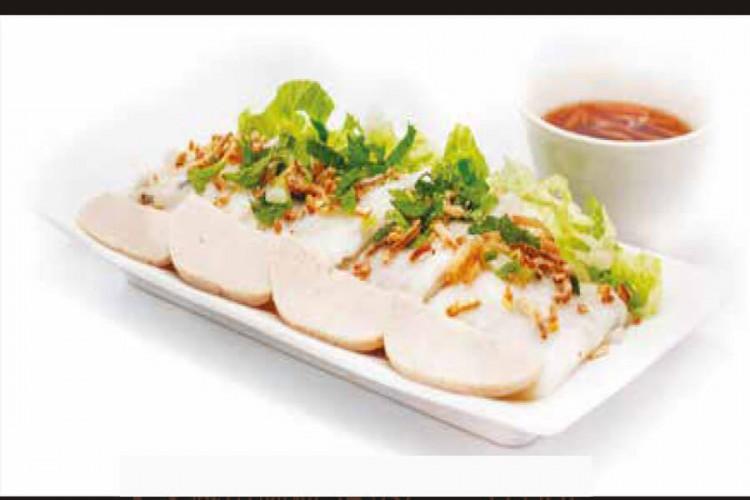 Raviolis viêtnamienne au porc cuit à...